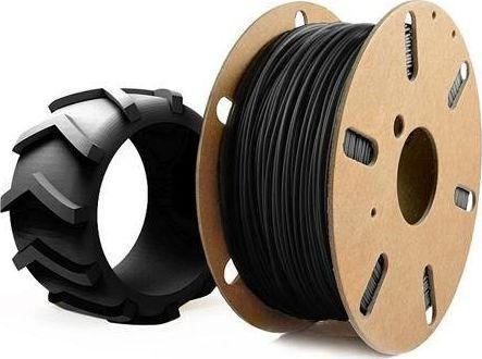 Skriware Filament do drukarek 3D TPU pitch black 1