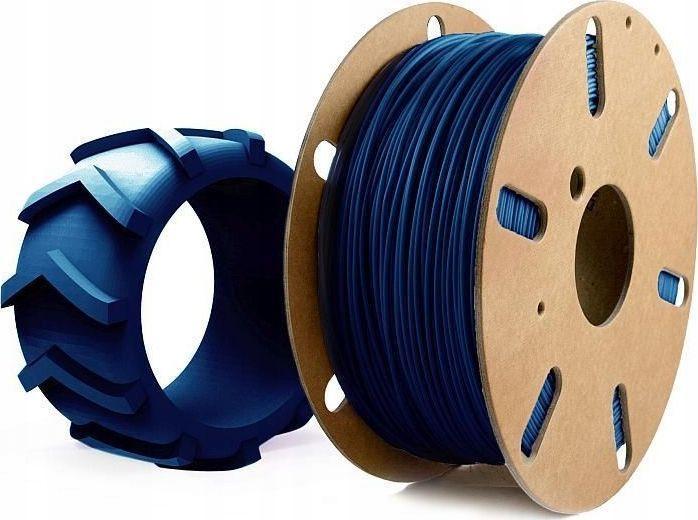 Skriware Filament do drukarek 3D TPU ocean blue 1