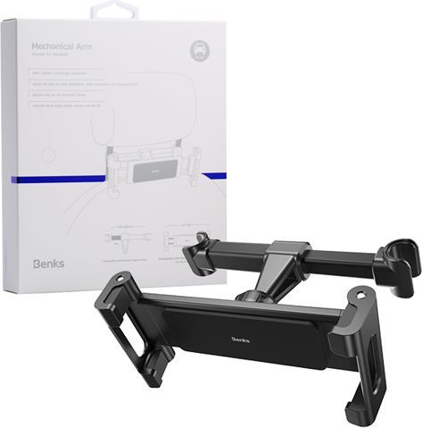 Uchwyt Benks H14 Car Backseat Telefon/Tablet-Black 1
