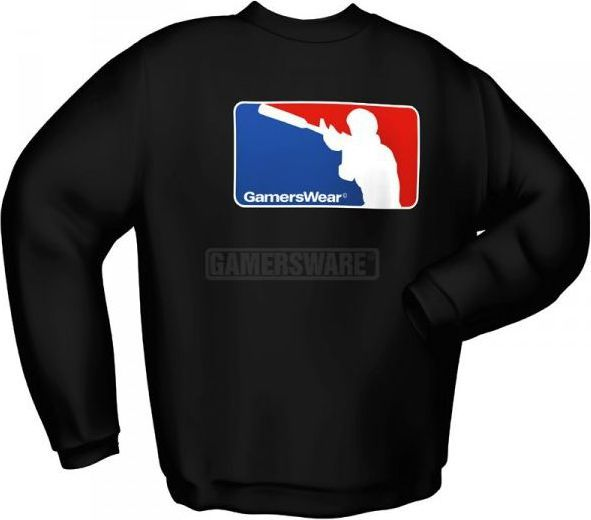 GamersWear Bluza COUNTER czarna (XL) ( 5039-XL ) 1