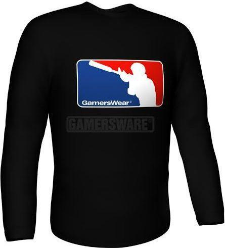 GamersWear Bluza COUNTER Longsleeve czarna (XL) ( 5047-XL ) 1