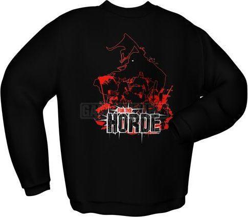 GamersWear Bluza FOR THE HORDE czarna (M) ( 5919-M ) 1