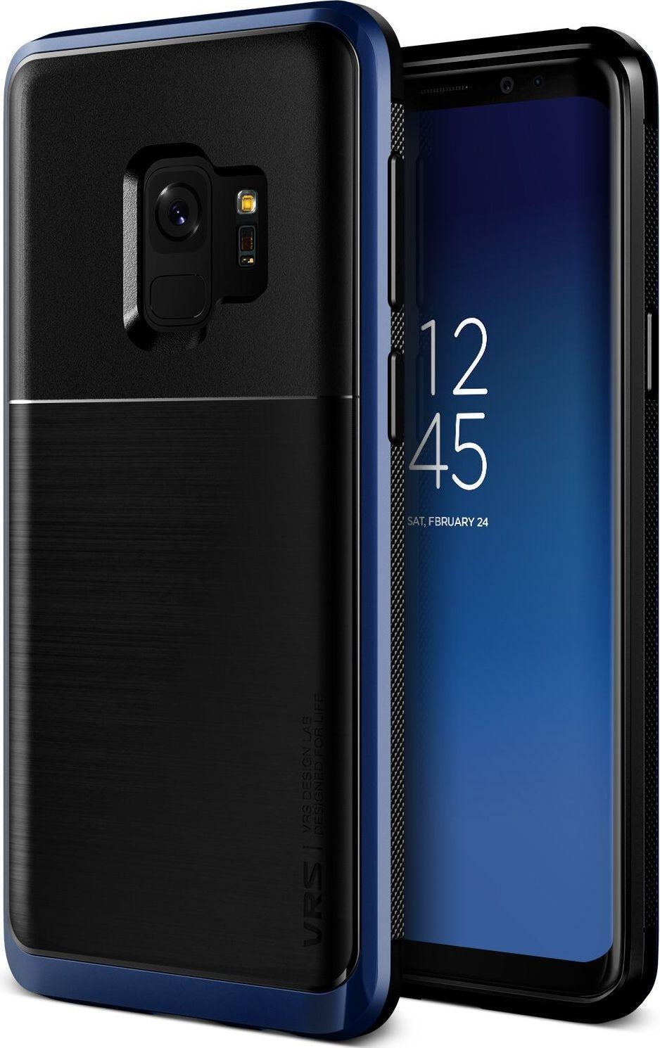 VRS Design Etui VRS Design High Pro Shield Samsung Galaxy S9 Deep Sea Blue 1