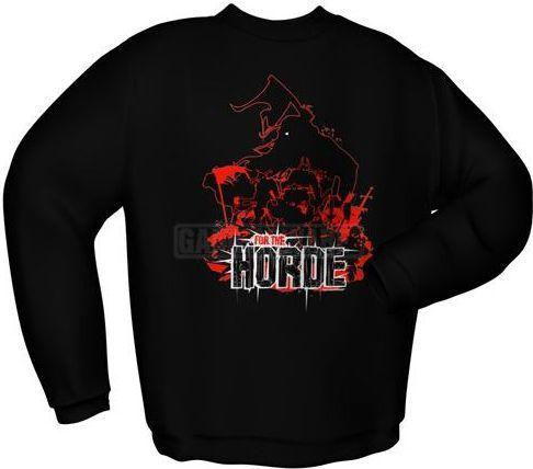 GamersWear FOR THE HORDE czarna (XL) ( 5919-XL ) 1