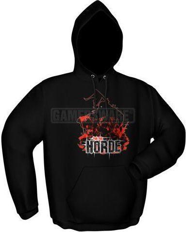 GamersWear Bluza FOR THE HORDE czarna (XL) ( 6020-XL ) 1