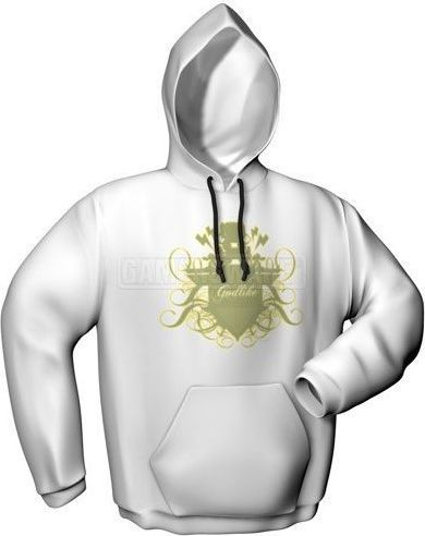 GamersWear GODLIKE biała (XL) ( 5997-XL ) 1