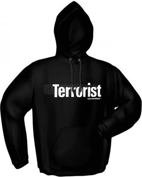 GamersWear TERRORIST czarna (S) ( 5084-S ) 1