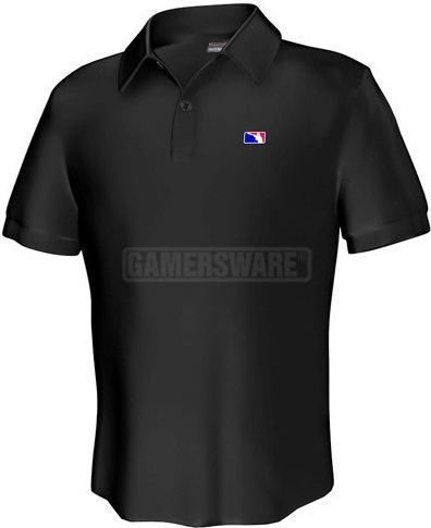 GamersWear COUNTER Polo czarna (M) ( 5888-M ) 1