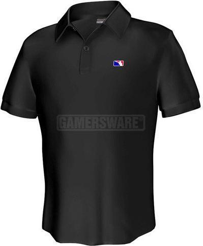 GamersWear COUNTER Polo czarna (XL) ( 5888-XL ) 1