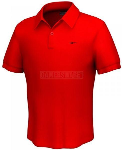 GamersWear M4 Polo czerwona (S) ( 5892-S ) 1