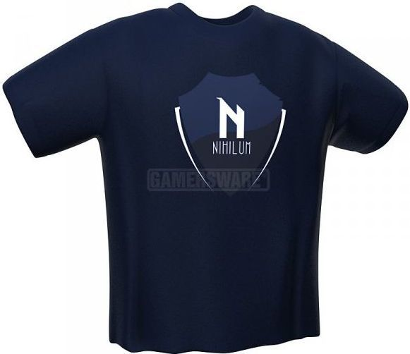 GamersWear Nihilum T-Shirt granatowa (L) ( 0072-L ) 1