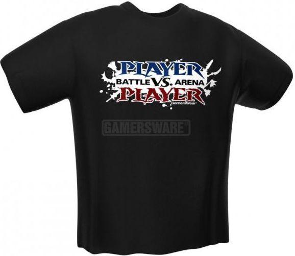 GamersWear PVP ARENA T-Shirt czarna (L) ( 0012-L ) 1