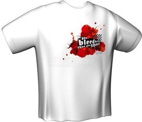 GamersWear YOU BLEED BETTER T-Shirt biała (XL) ( 6042-XL ) 1
