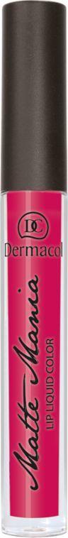 Dermacol Matte Mania nr 23 Pomadka w płynie 3.5 ml 1