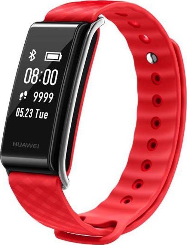 Smartband Huawei Color Band A2 Czerwony 1