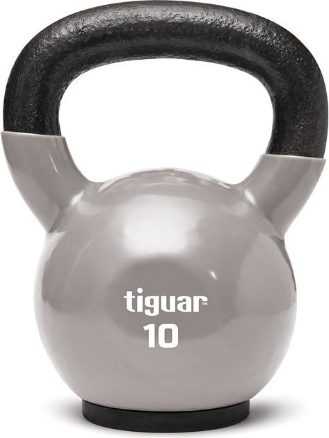 Tiguar Kettlebell szary 10 kg 1