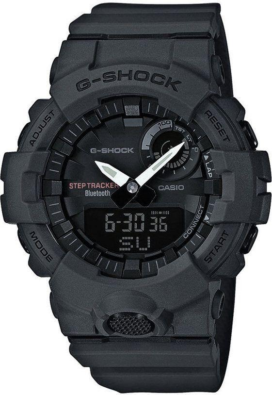 Zegarek Casio Męski G-Shock G-SQUAD GBA-800-8AER Step Tracker 1