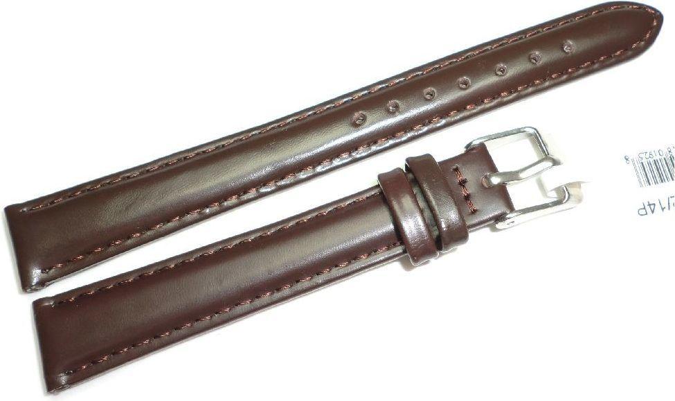 JVD Skórzany pasek do zegarka 14 mm JVD R17502-14P XL 1