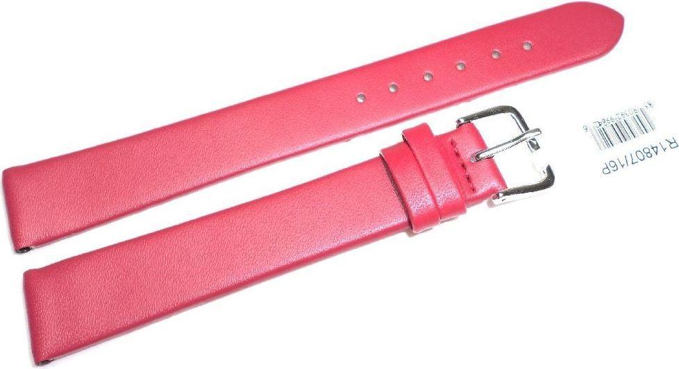 JVD Skórzany pasek do zegarka 16 mm JVD R14807-16P XL 1