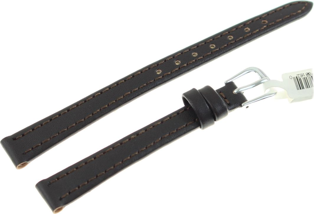 JVD Skórzany pasek do zegarka 10 mm JVD R17602-10 1