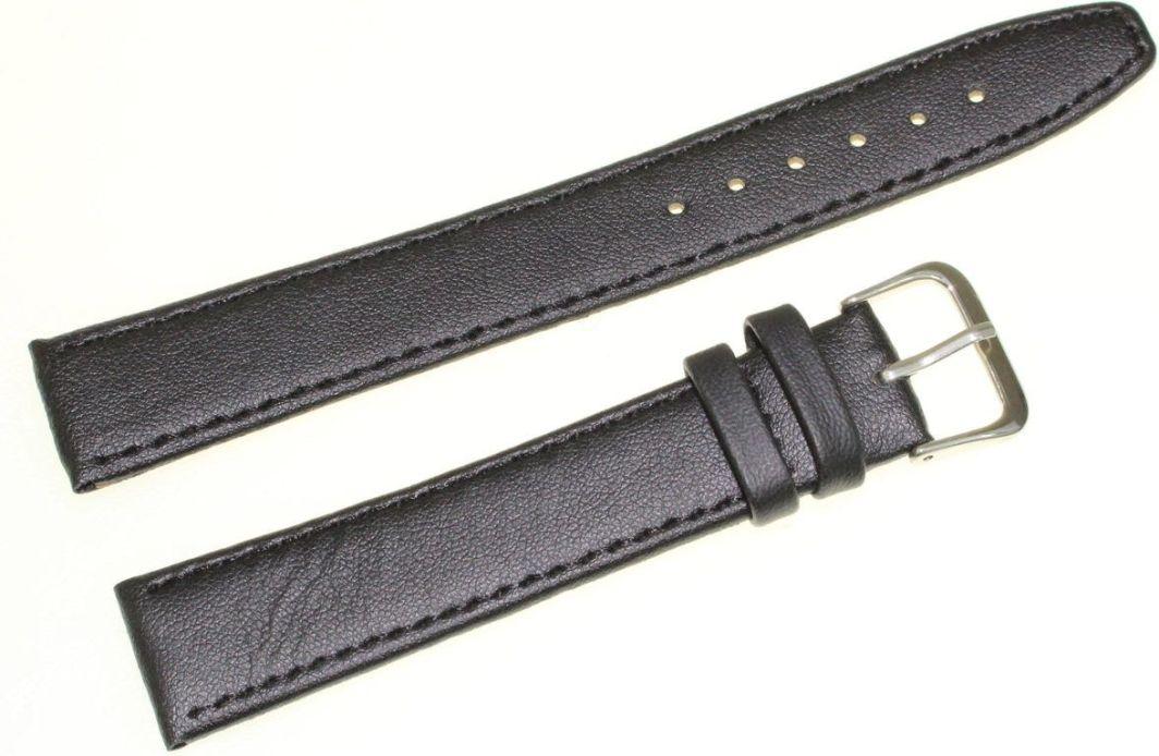 Perfect Skórzany pasek do zegarka 18 mm Perfect P18.006.01 XXL 1