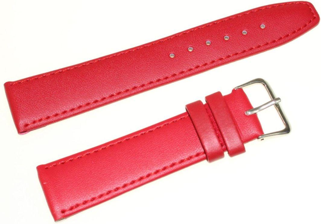 Perfect Skórzany pasek do zegarka 20 mm Perfect P20.003.04 1