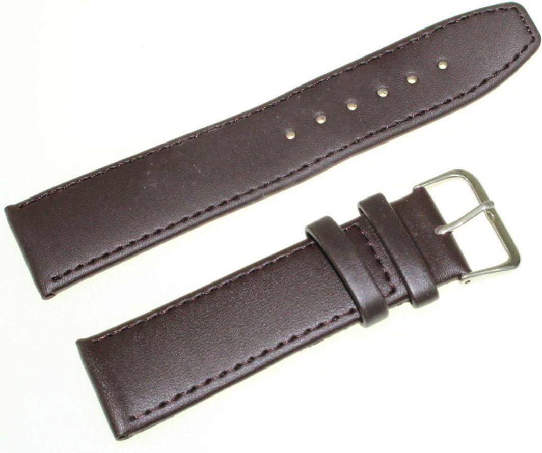 Perfect Skórzany pasek do zegarka 22 mm Perfect P22.003.05 1