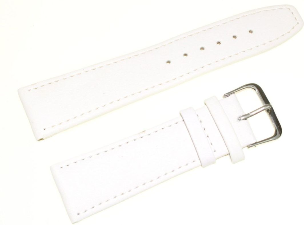 Perfect Skórzany pasek do zegarka 22 mm Perfect P22.004.07 1