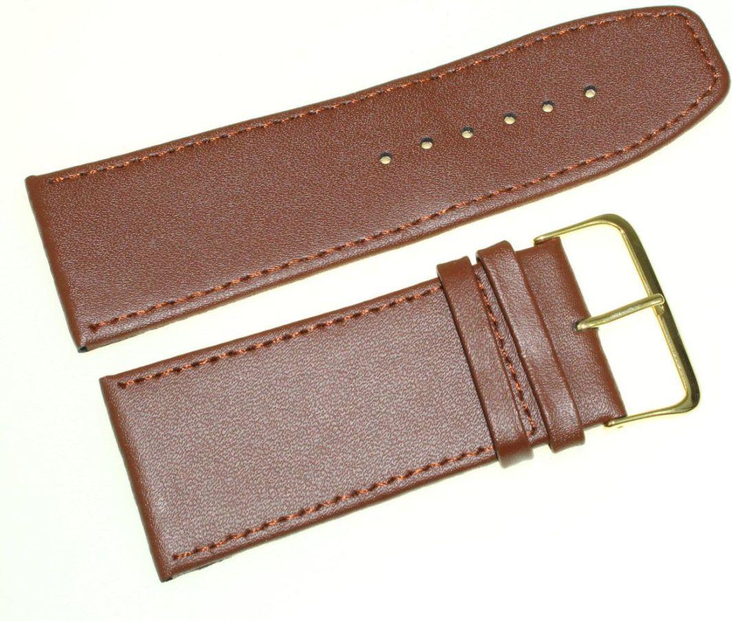 Perfect Skórzany pasek do zegarka 32 mm Perfect P32.001.05G 1