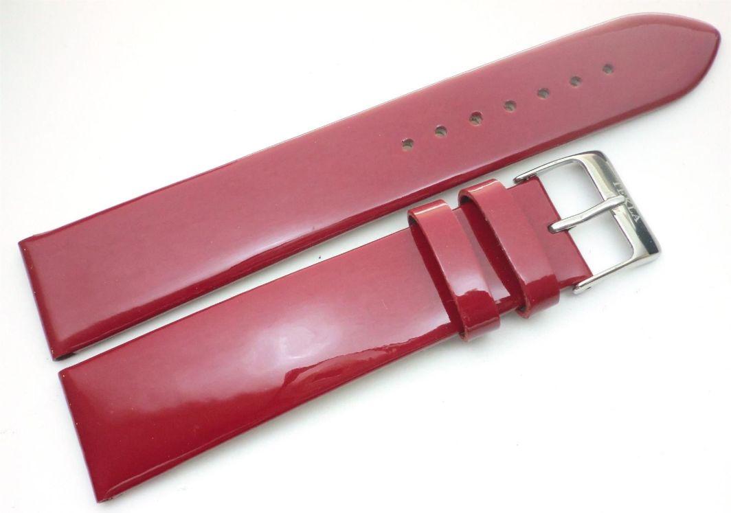 Tekla Skórzany pasek do zegarka 20 mm Tekla T20.013.04 1