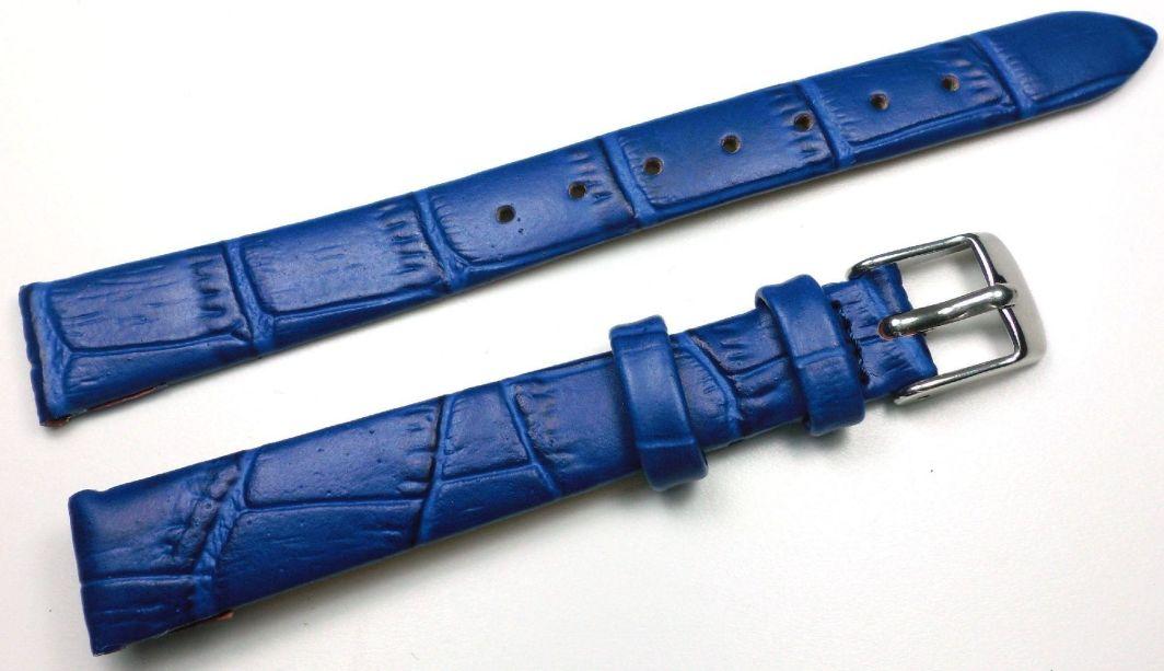 Tekla Skórzany pasek do zegarka 12 mm Tekla T12.005.02 1