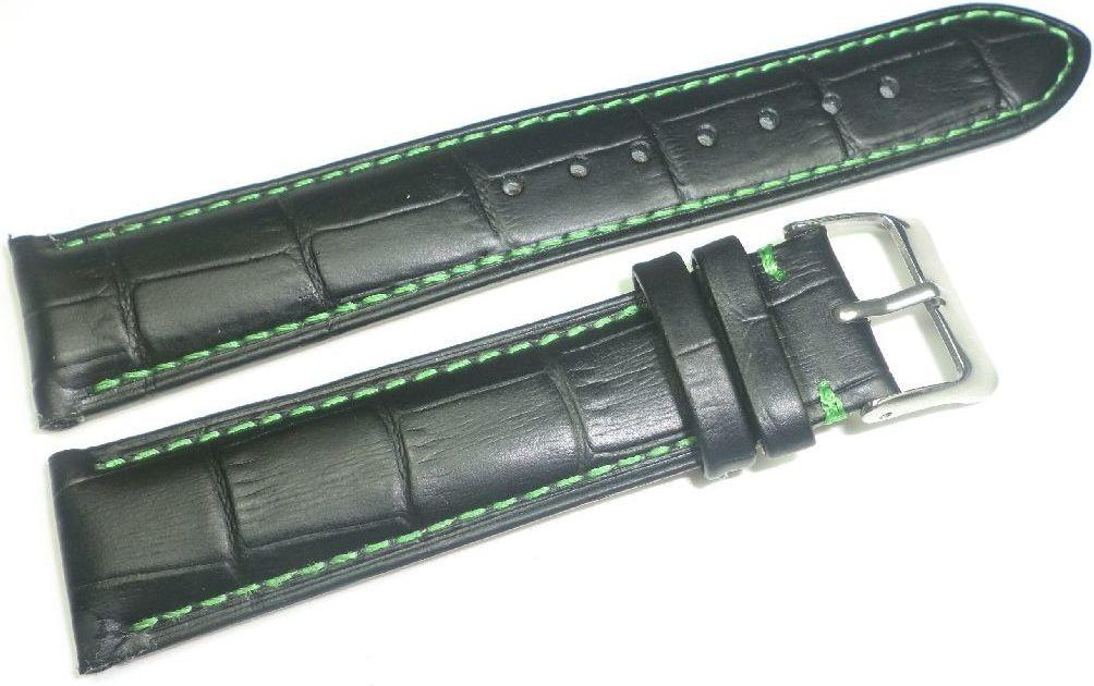 Tekla Skórzany pasek do zegarka 20 mm Tekla T20.018.01 1
