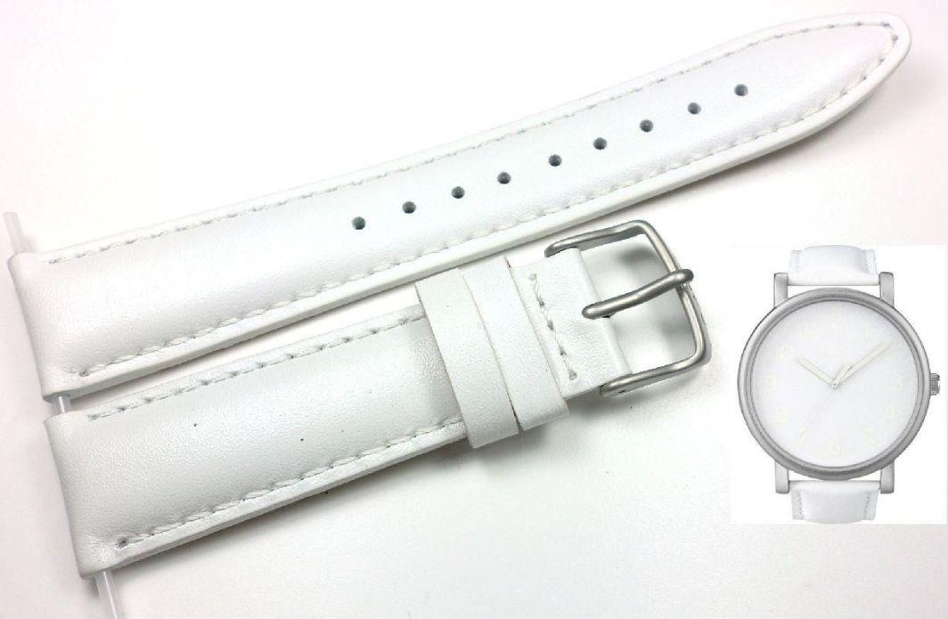 Timex Pasek do zegarka Timex T2N345 P2N345 20 mm Skóra 1
