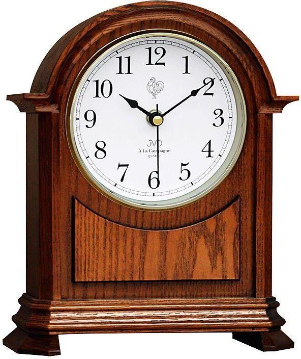 JVD Zegar kominkowy JVD HS12.1 Drewniany Westminster Chimes 1