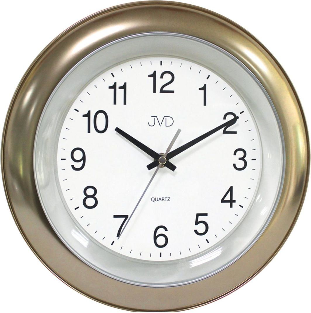 JVD Zegar ścienny JVD TS13.3 średnica 29 cm 1