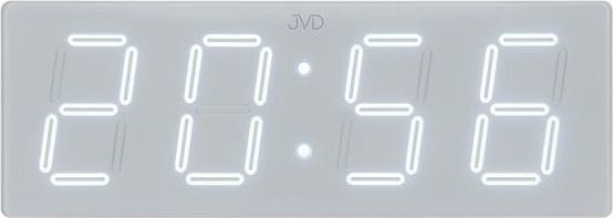 JVD Zegar ścienny JVD DH1.4 LED Cyfry 12,5 cm Długość 51 cm 1