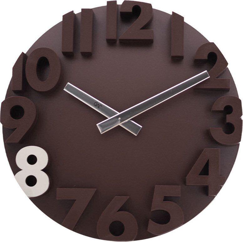JVD Zegar ścienny JVD HC16.1 średnica 34 cm 1