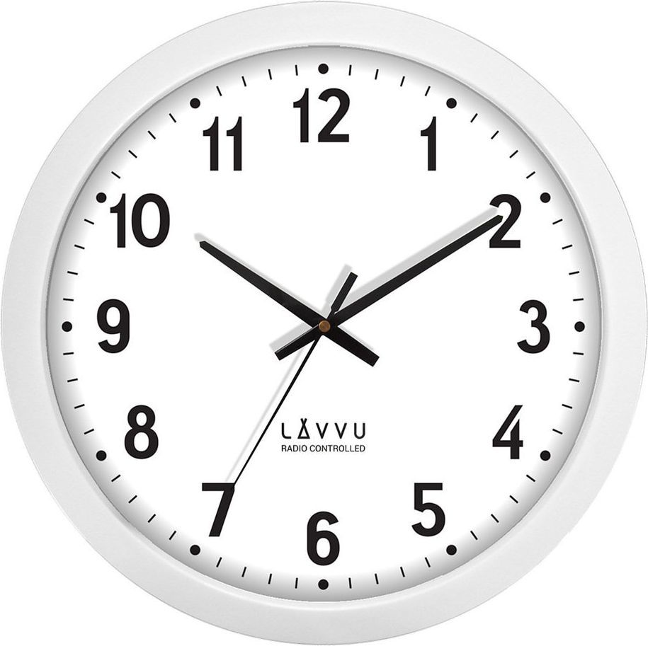 Lavvu Zegar ścienny LAVVU LCR2020 DCF77 średnica 40 cm 1