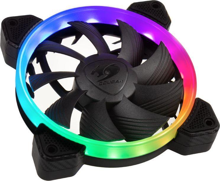 Cougar Wentylator Vortex RGB LED 120mm (3MHPB120,0001) 1