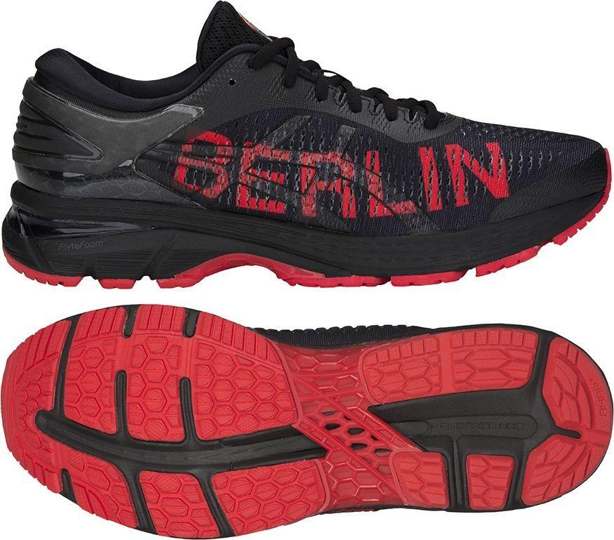 Asics Buty męskie Gel Kayano 25 Berlin czarne r. 42 (1011A133 001) ID produktu: 4982853