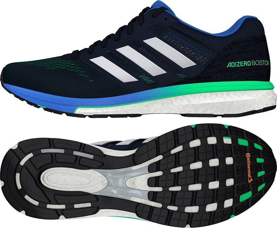 e401f878 Adidas Buty adidas adizero Boston 7 m BB6536 BB6536 czarny 44 2/3 w  Sklep-presto.pl