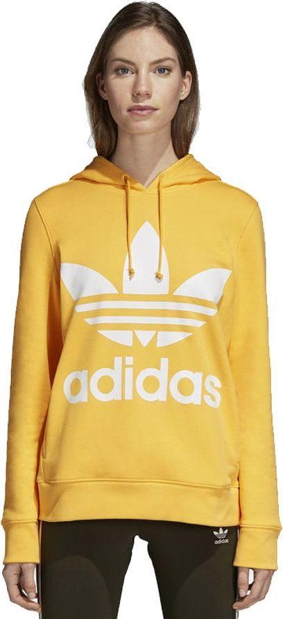 Adidas Bluza damska Trefoil Chalk Orange r. 32 (DH3138) ID produktu: 4982964