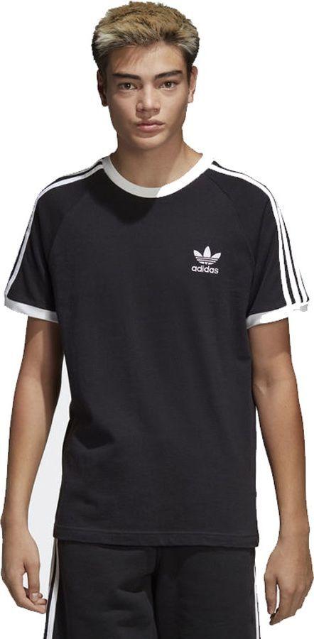 koszulki męskie adidas czarne
