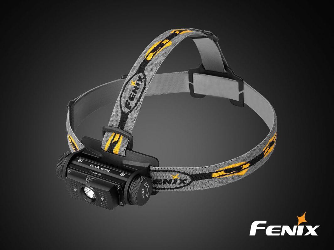 Fenix Latarka czołówka diodowa HL60R 1