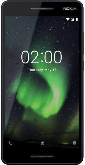Smartfon Nokia 8 GB Dual SIM Niebieski  (Nokia 2.1 Dual Sim) 1