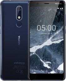 Smartfon Nokia 5.1 2/16GB Dual SIM Niebieski  (Nokia 5.1 DS. Blue) 1