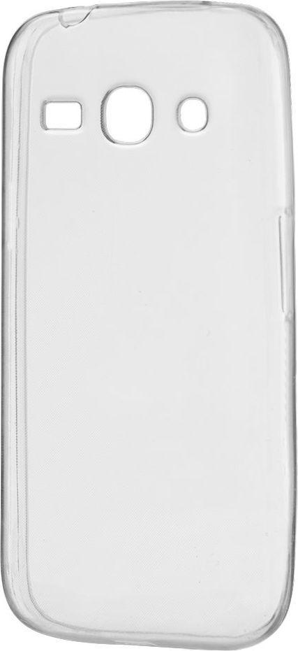 Hurtel Żelowe etui Ultra Slim 0,3 mm na Samsung Galaxy Star 2 Plus G350E przezroczyste 1
