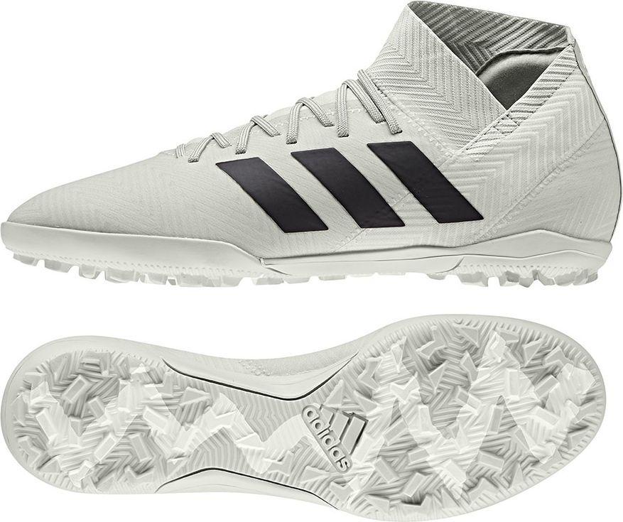 competitive price f5a3c 5495e Adidas Buty piłkarskie Nemeziz Tango 18.4 IN białe r. 39 13 (DB2212) w  Sklep-presto.pl