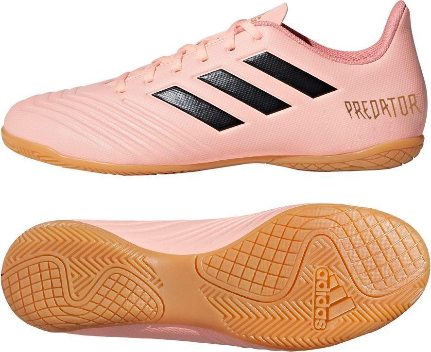 w magazynie rozmiar 7 świetne ceny Adidas Buty piłkarskie Predator Tango 18.4 IN różowe r. 40 2/3 (DB2139) ID  produktu: 4988527