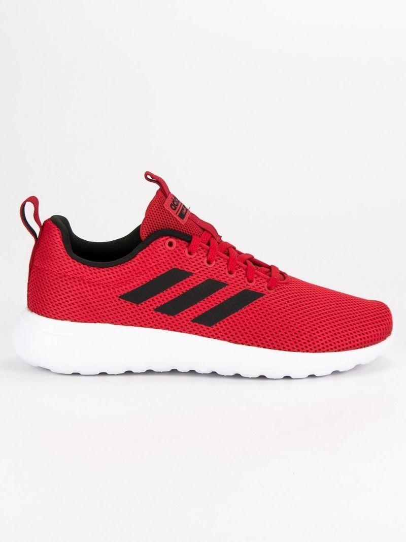 Adidas Buty męskie Lite Racer CLN czerwone r. 42 (B96573) ID produktu: 4990418